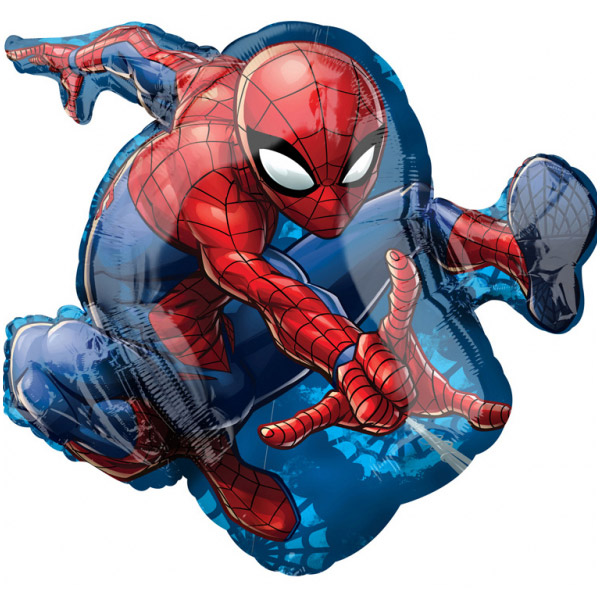 Balon folija SuperShape Spiderman