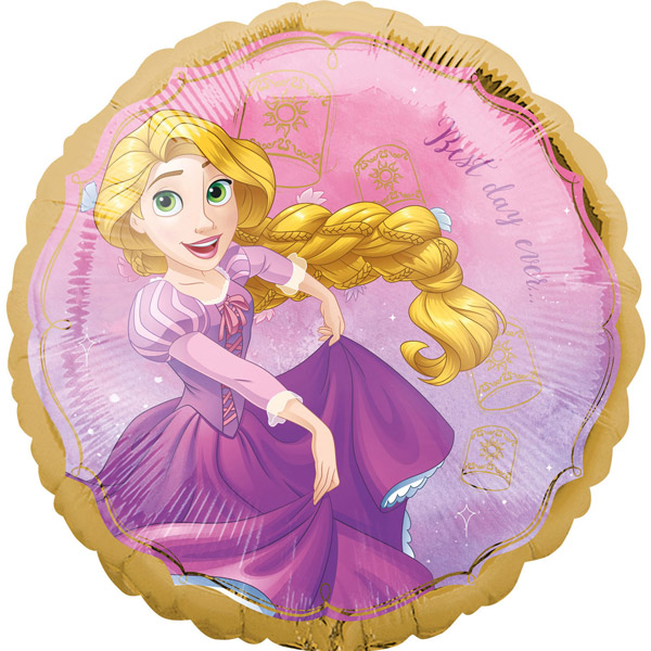 Balon folija Zlatolaska Disney Princess