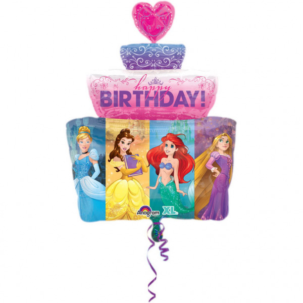 Balon folija SuperShape Disney Princese