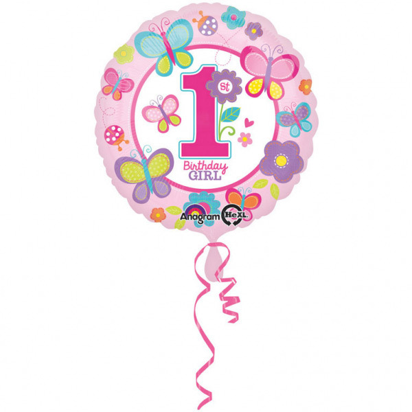 Balon folija Sweet Birthday